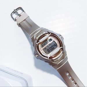 Baby G - Rose Gold Watch